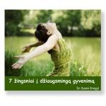 7 ŽINGSNIAI Į DŽIAUGSMINGĄ GYVENIMĄ. Dr. Susan Gregg. El. knyga 5