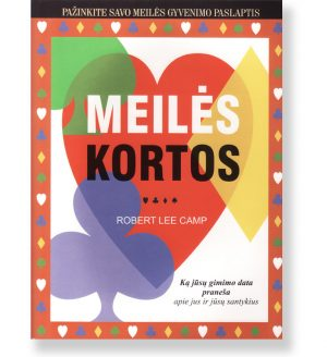 MEILĖS KORTOS. Robert Lee Camp 1