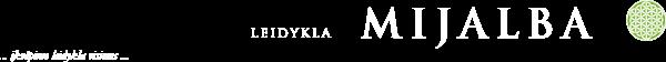 Mijalba Logo Desktop White2