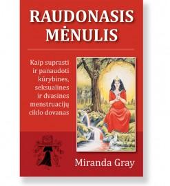 RAUDONASIS MĖNULIS. Miranda Gray 5